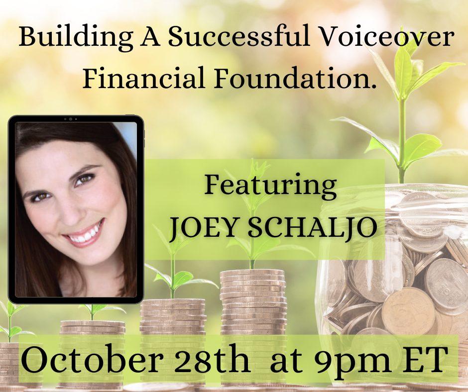 Finacial Guru - Joey Schaljo