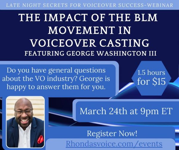 BLM Race/Awareness Webinar